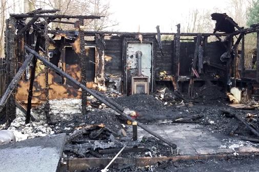 Brandschaden - Foto: J. Kalmbach